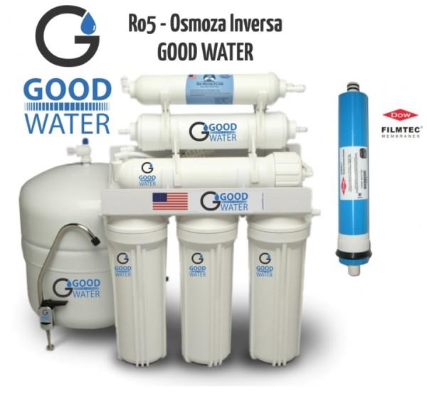 Sistem Filtrare RO5 - Osmoza Inversa GW