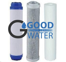 Set 3 filtre sediment + carbon